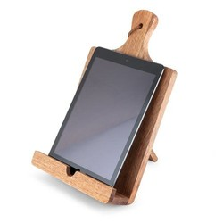 Acacia Tablet Cooking Stand