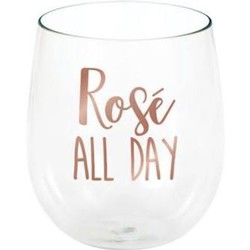 Rose All Day Glass