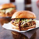 Root Beer Pulled Pork with Fresh Coleslaw